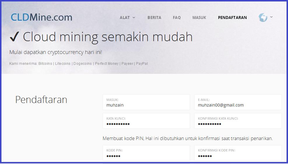 Mining Bitcoin Tanpa Deposit | Forum Bitcoin Indonesia