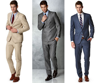 Different Kinds Of Men's Suits ~ Men's Fashion Wear