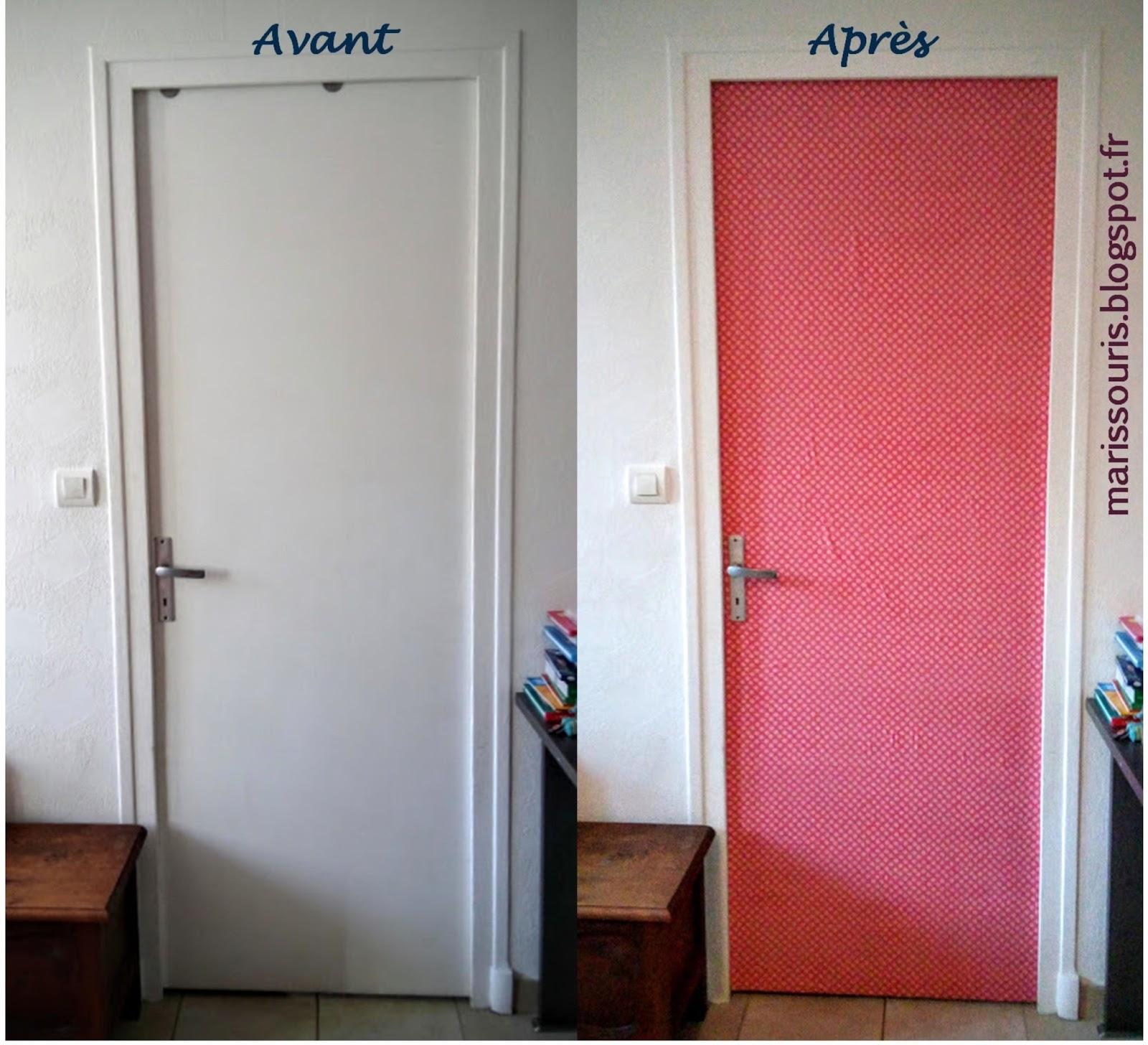 marissouris coller un tissu au mur avec de la ma zena. Black Bedroom Furniture Sets. Home Design Ideas
