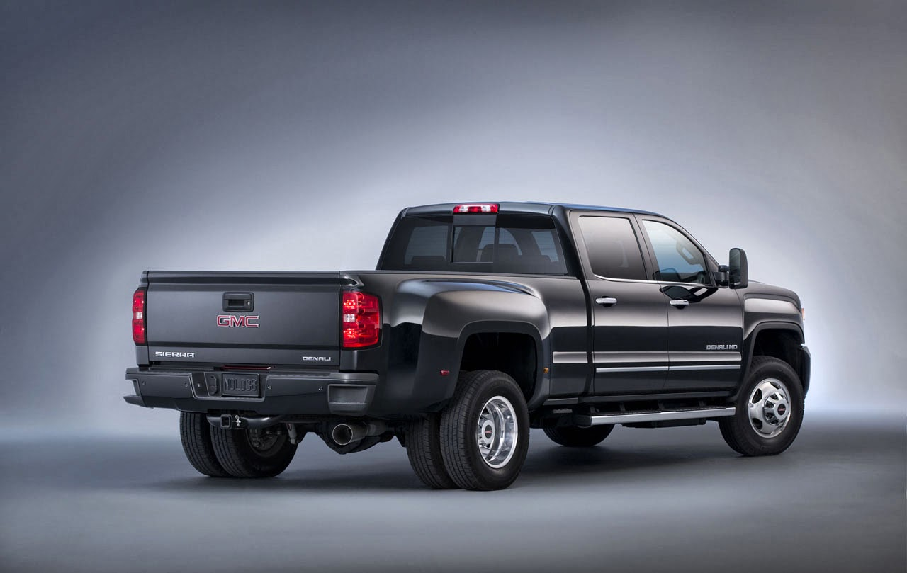 2015 GMC Sierra Denali HD Photos