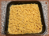 Barette di pasta frolla con marmellata di albicocche