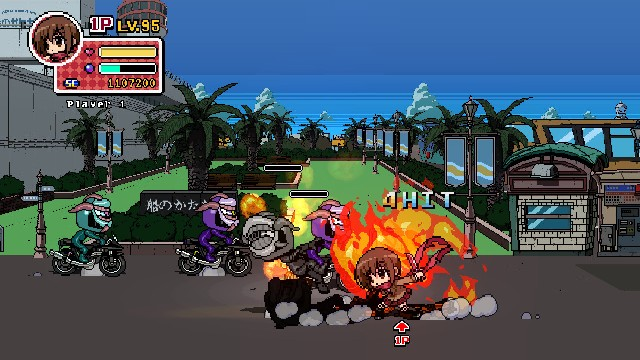Phantom Breaker Battle Grounds PC Games
