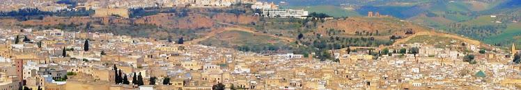 La gran cuidad de Fez
