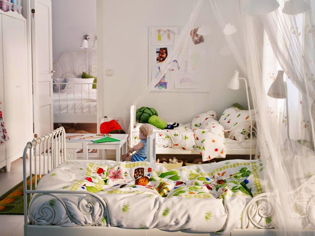 IKEA nursery bedrooms