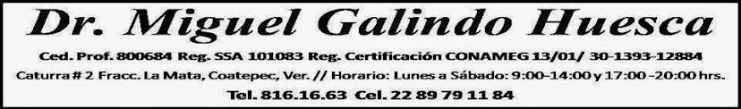 DR. GALINDO