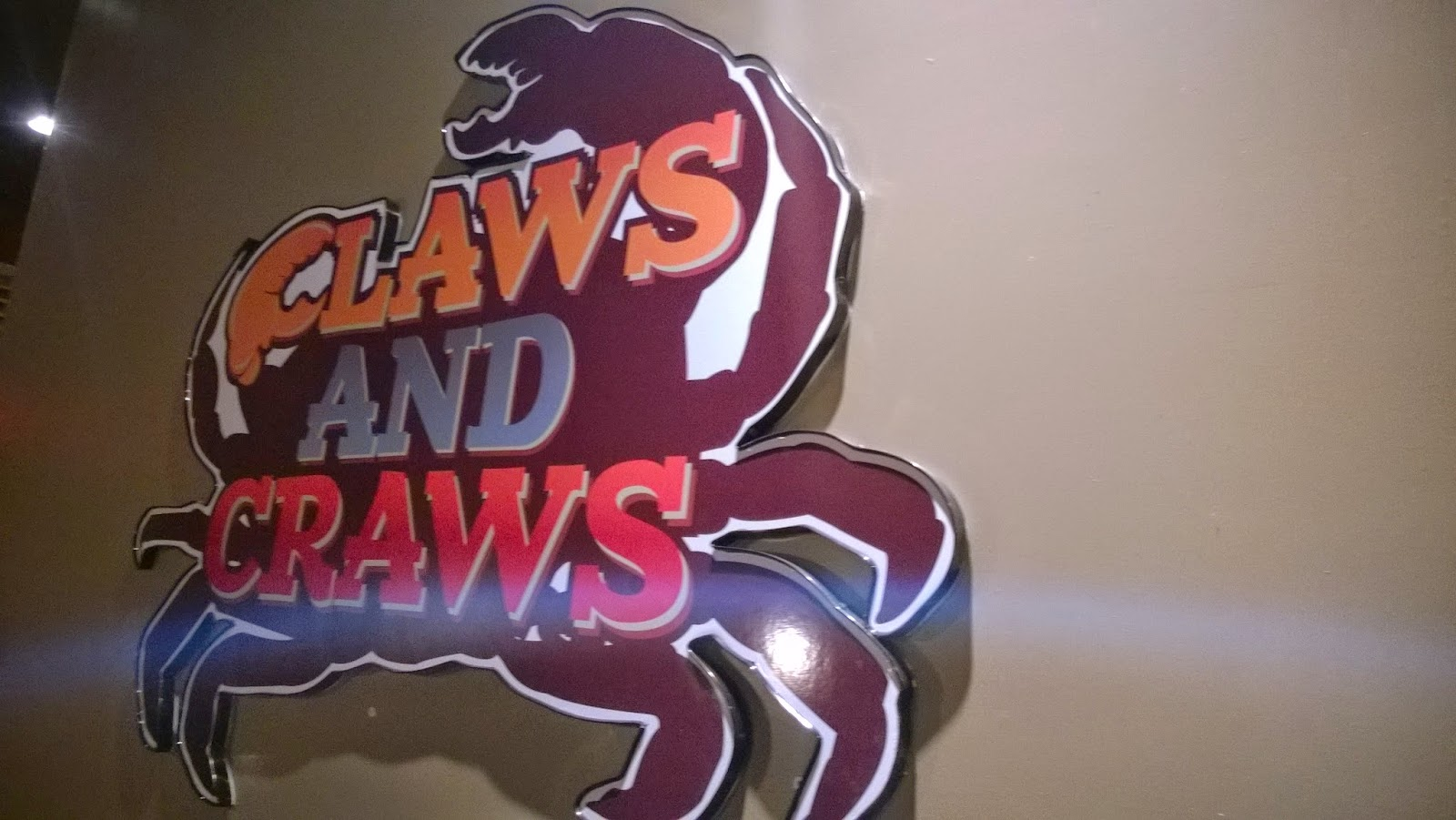 Claws and Craws