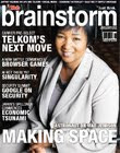 Latest article in May 11 Brainstorm