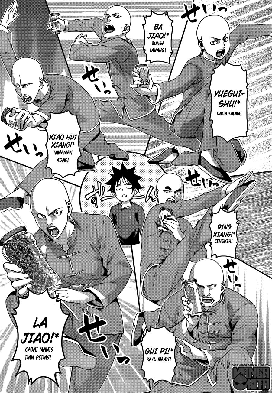 Shokugeki no Souma Chapter 180-18