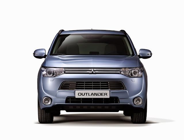 Indonesia Kedatangan Mobil SUV Mitsubishi Outlander PHEV