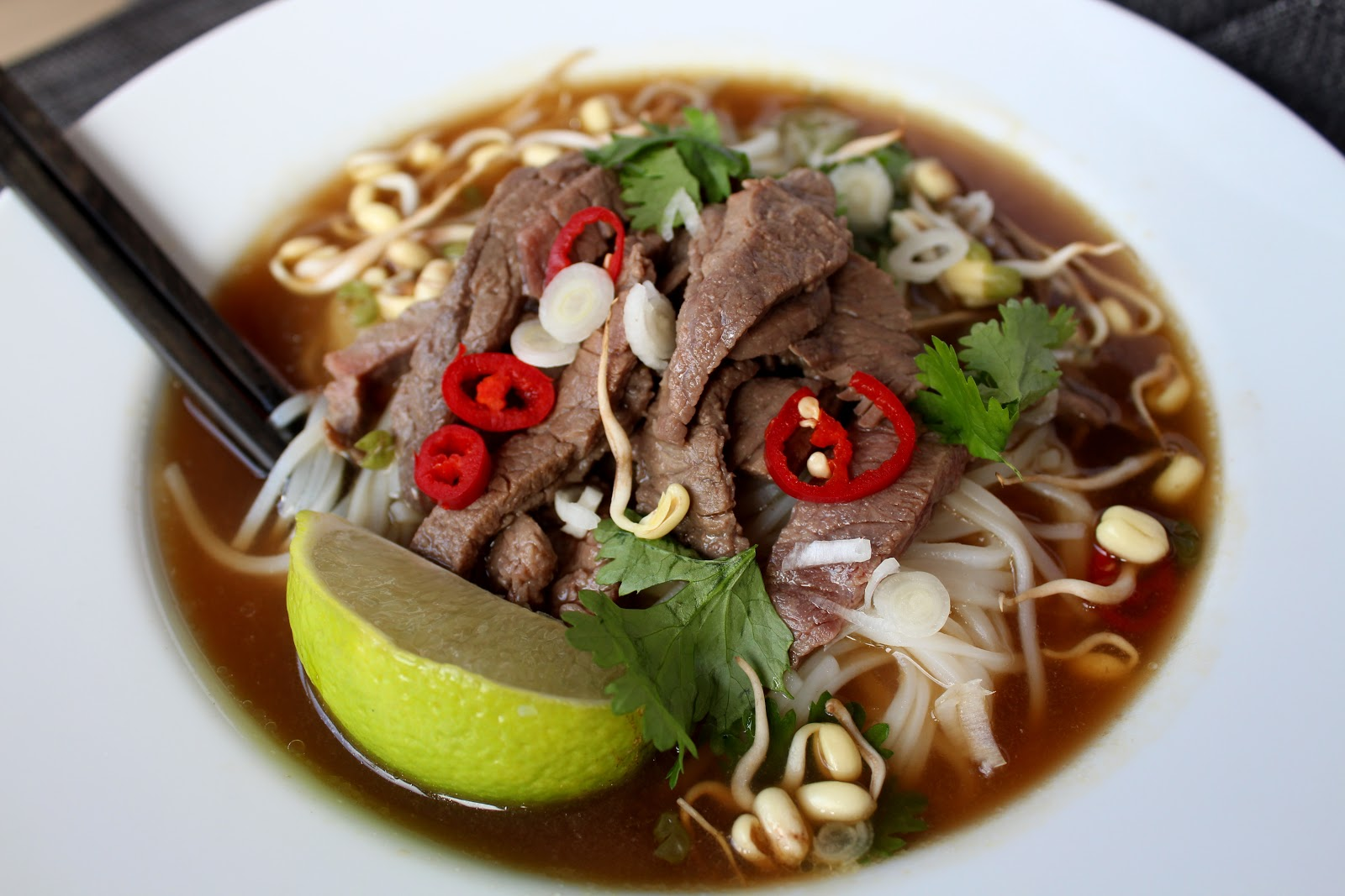 healthy recipes, pho soup