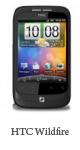 Spesifikasi HTC Wildfire