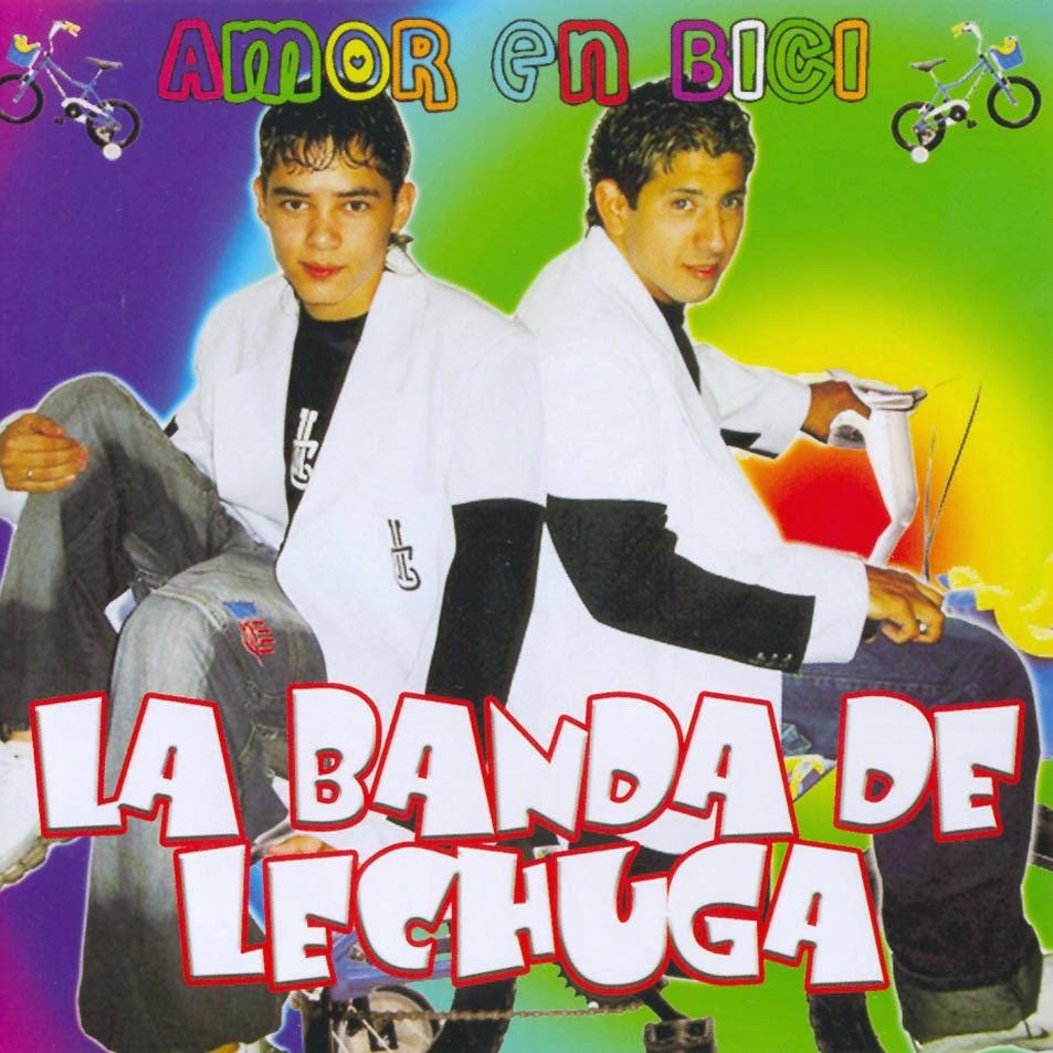 La Banda De Lechuga - Amor En Bici (2007)