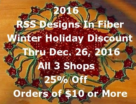 2016 Winter Holiday Discount!!