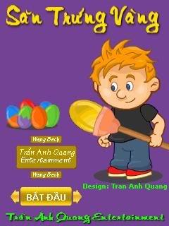 [Game Java] Săn Trứng Vàng cho điện thoại di động