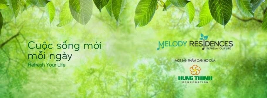 Căn hộ Melody Residences- 19tr/m2