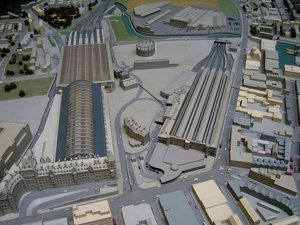 King s cross station by john mcaslan a as architecture - Kings cross ticket office opening times ...