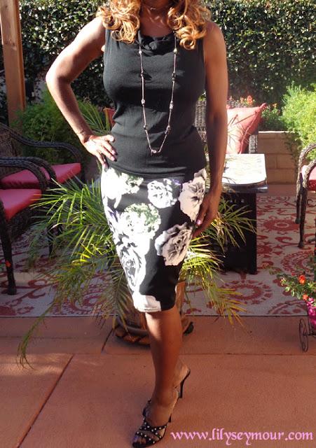 Floral Skirt by Dolce & Gabana