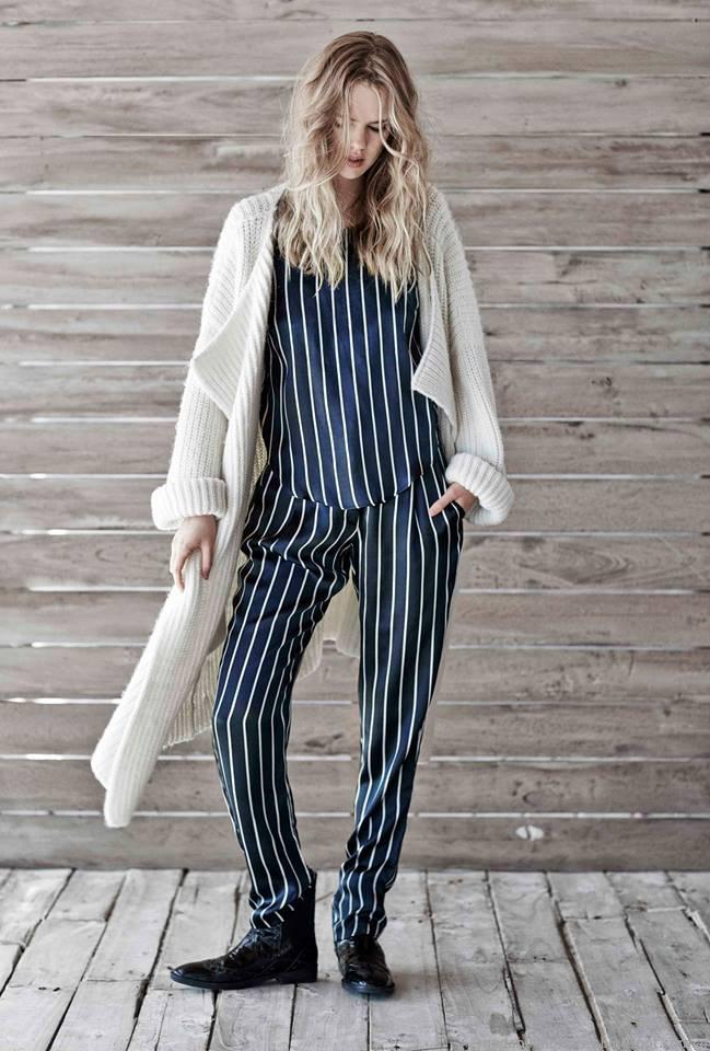 Moda otoño invierno 2015 ropa de mujer. Paula cahen D'Anvers otoño invierno 2015.