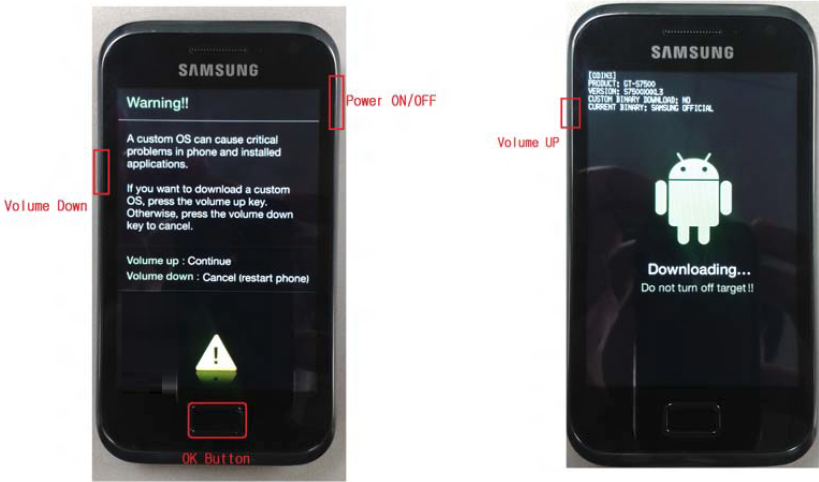 samsung galaxi ace how to turn video calls