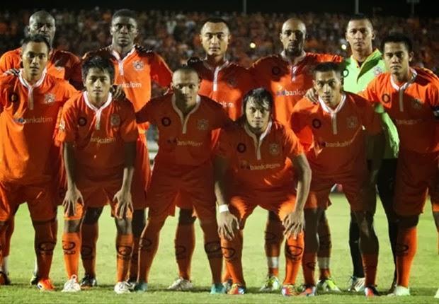 Tim Persisam Putra Samarinda ISL 2014