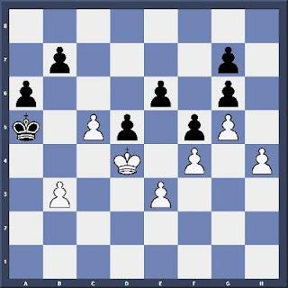 Echecs & Finale : les Blancs gagnent en un coup - Moyen