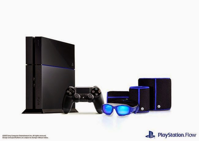 PS4 with VR headset for Diving