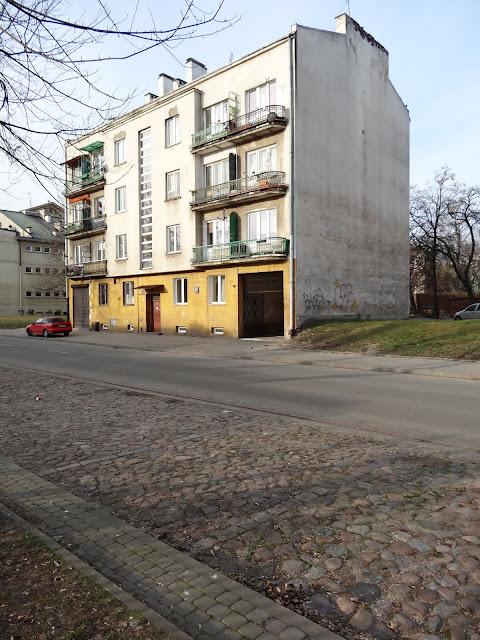 Park przy ulicy Kawęczyńskiej w Michałowie