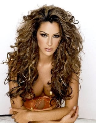 Telenovela Online Series: Ninel Conde a Mexican actress, model, and ...