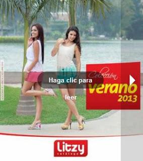catalogo verano 2013 litzy