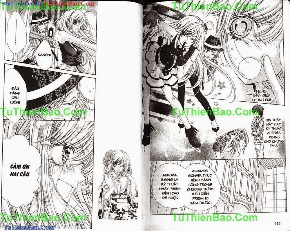 Vũ Điệu Sao Băng chap 4 - Trang 58
