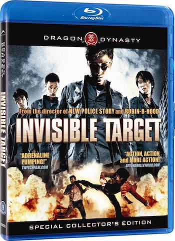 Invisible Target 2007 Hindi Dubbed BluRay Download