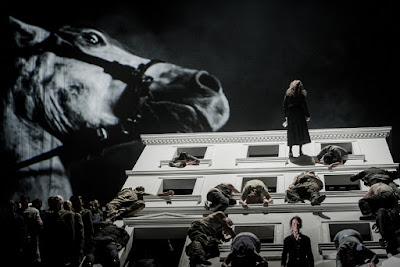 The Force of Destiny - English National Opera - photo Robert Workman
