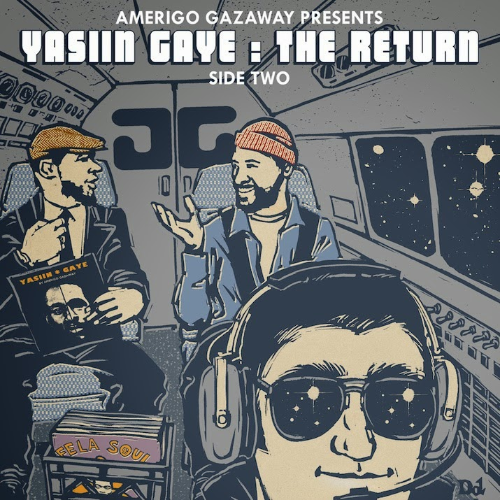 Yasiin Gaye: The Return (Side Two) [Free Download]