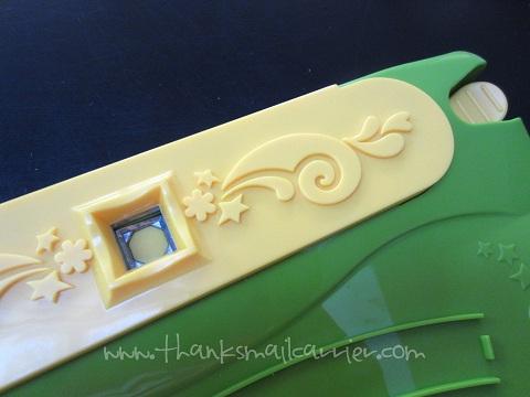 My Image Bracelet Maker cutting mechanism