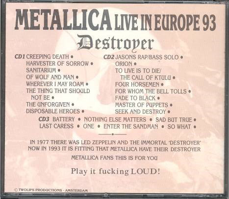 metallica flac master of puppets