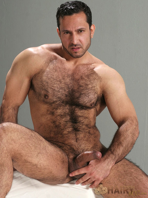 Adam Champ Hairy
