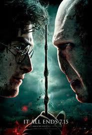 Cartel de la película Harry Potter: Las reliquias de la muerte