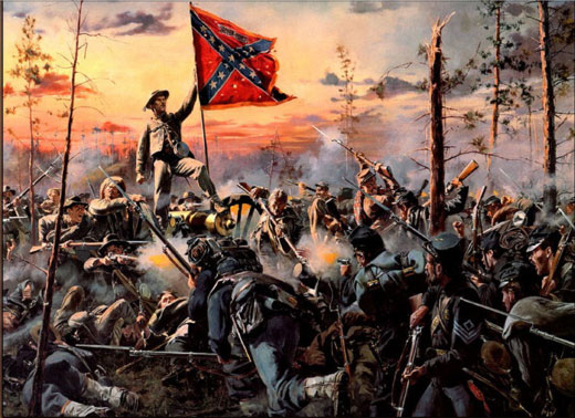 US Civil War 150th anniversary
