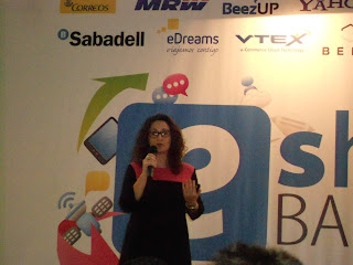 """Imagen """"Maria José Barrera, Digital Director, L´Óreal Luxe"""" - más imágenes en www.flickr.com/photos/gcorreszamacola"""