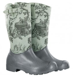 French toile boots