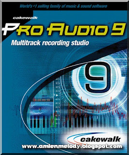 Cakewalk Pro Audio v9.03