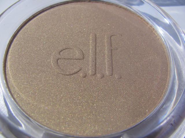 Review: Elf Healthy Glow Bronzing Powder in Luminance