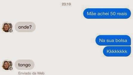Como trollar a sua mãe no Facebook