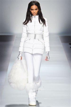 Белые Зимние Куртки