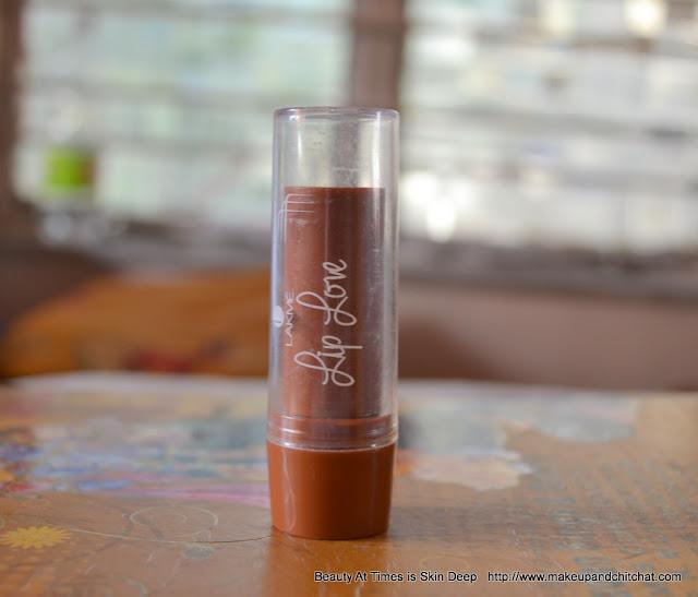 Lakme Lip Love Cocoa