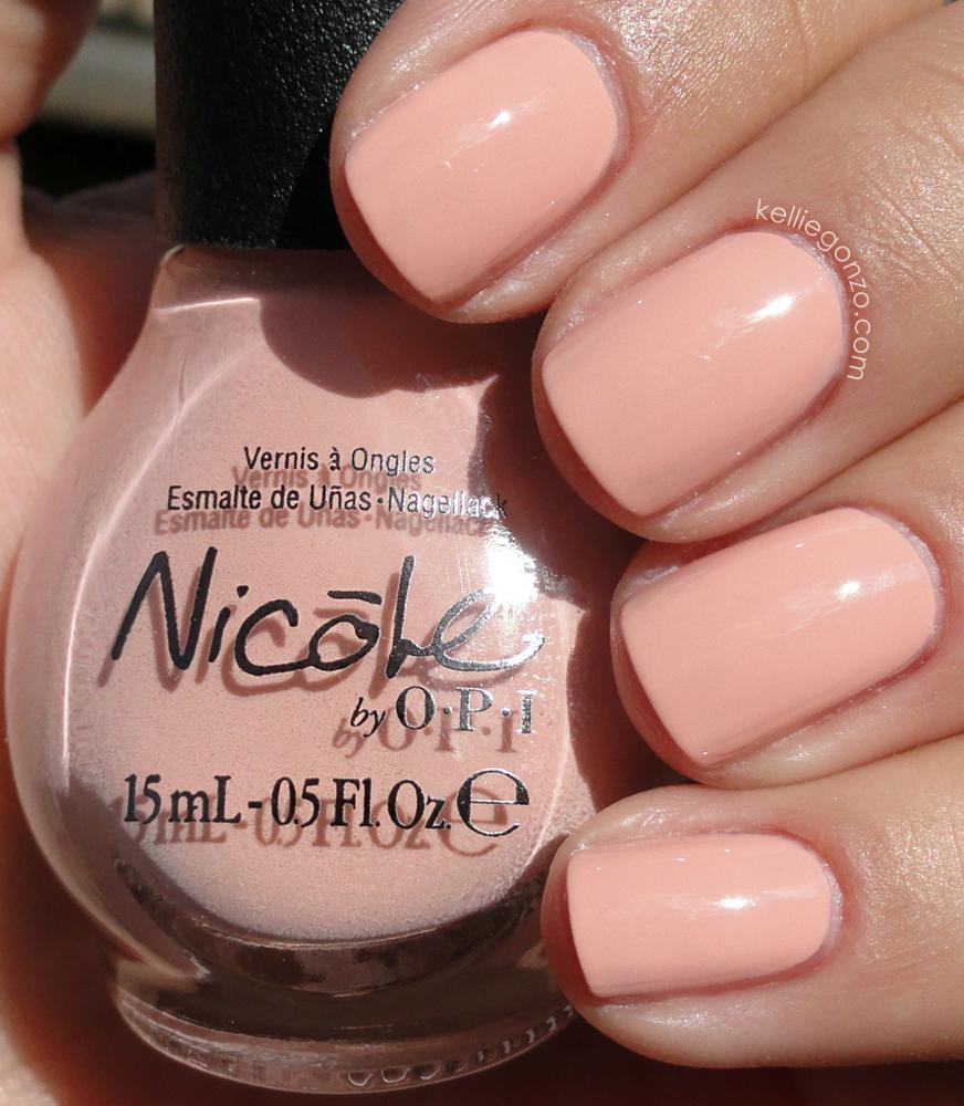 KellieGonzo: Nicole by OPI Kardashian Kolors CVS Exclusives