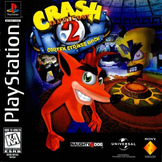 Crash Bandicoot 1 2 y 3 PC Full Descargar 1 Link 