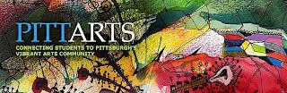 PITT ARTS Logo