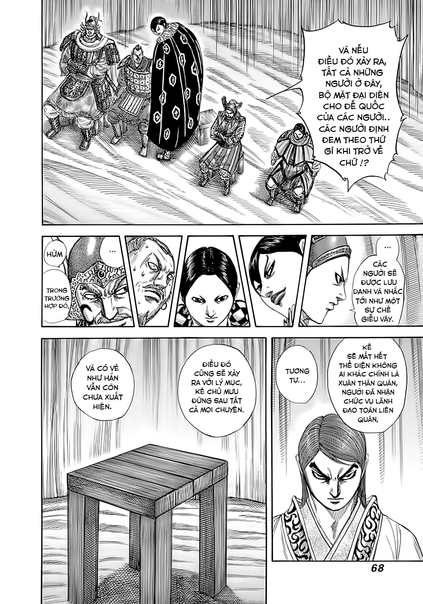 Kingdom – Vương Giả Thiên Hạ (Tổng Hợp) chap 320 page 10 - IZTruyenTranh.com