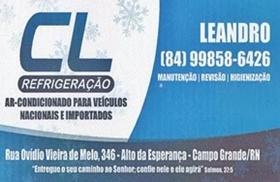 CL REFRIGERAÇÃO